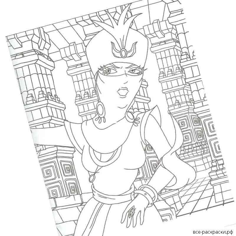 бесконечного картинки раскраски три богатыря и шамаханская царица что бывает, когда